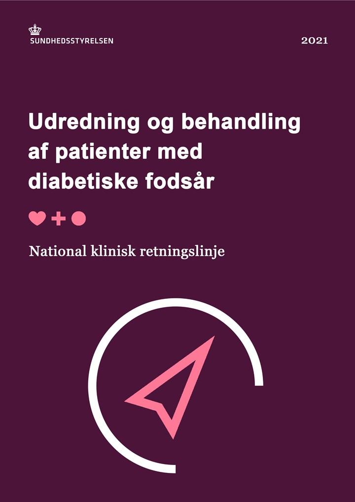 Ny retningslinje for behandling af diabetiske fodsår