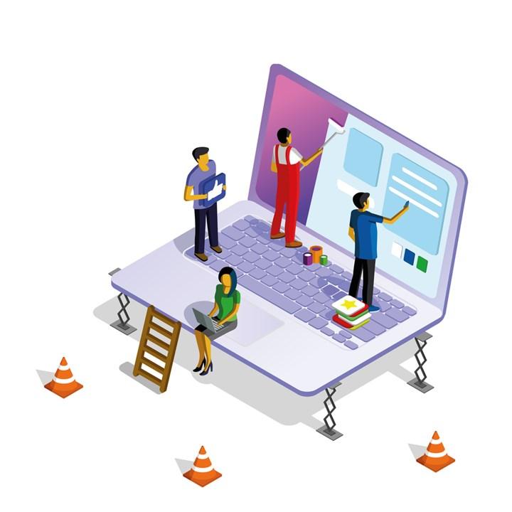Begrænset funktionalitet på hjemmesiden og i webshoppen